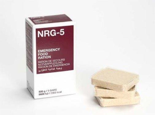 MSI NRG-5 - Noodrantsoen - 2300 kcal - Vegan - Voor 3 maanden