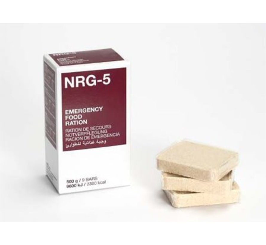 MSI NRG-5 - Emergency Ration - Vegan - Copy - Copy - Copy