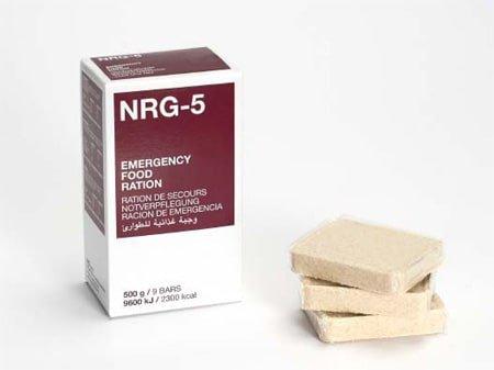 MSI NRG 5 Noodrantsoen 2300 kcal Vegan Voor 6 maanden