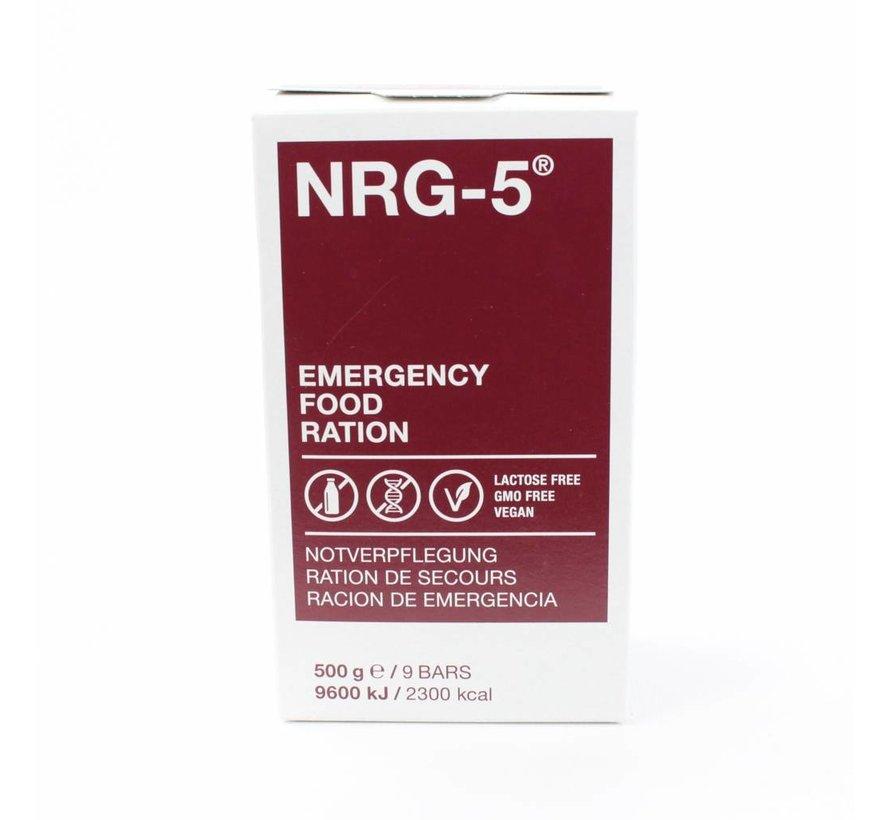 MSI NRG-5 - Noodrantsoen - 2300 kcal - Vegan