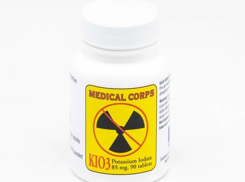 Berkey Waterfilters Potassium Iodate tablets - 85 mg