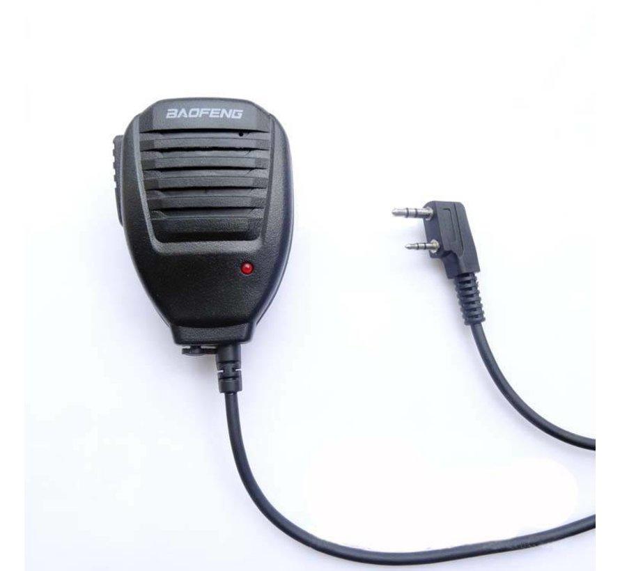 Baofeng microfoon - Kenwood aansluting
