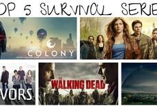 De vijf beste series die elke prepper gezien moet hebben