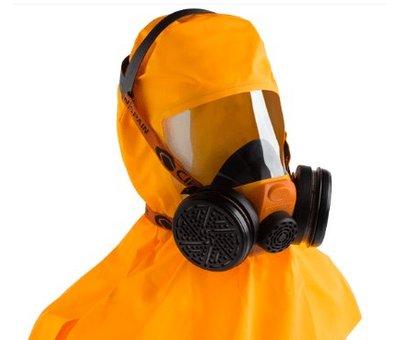 Climax Climax Evacuatie Gasmasker - 756 - Incl P3 Filters