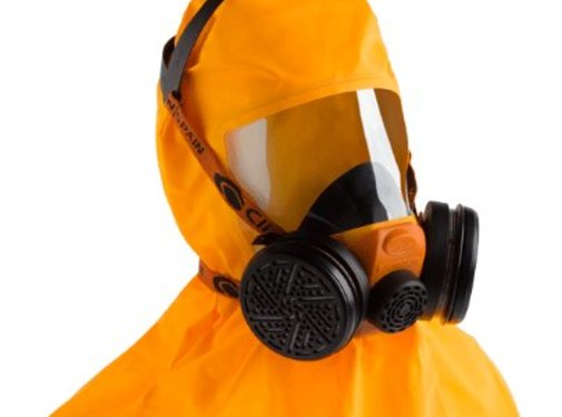 Climax Evacuatie Gasmasker - 756 - Incl P3 Filters