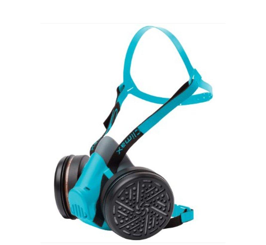 Climax Gasmasker 810 - halfmasker