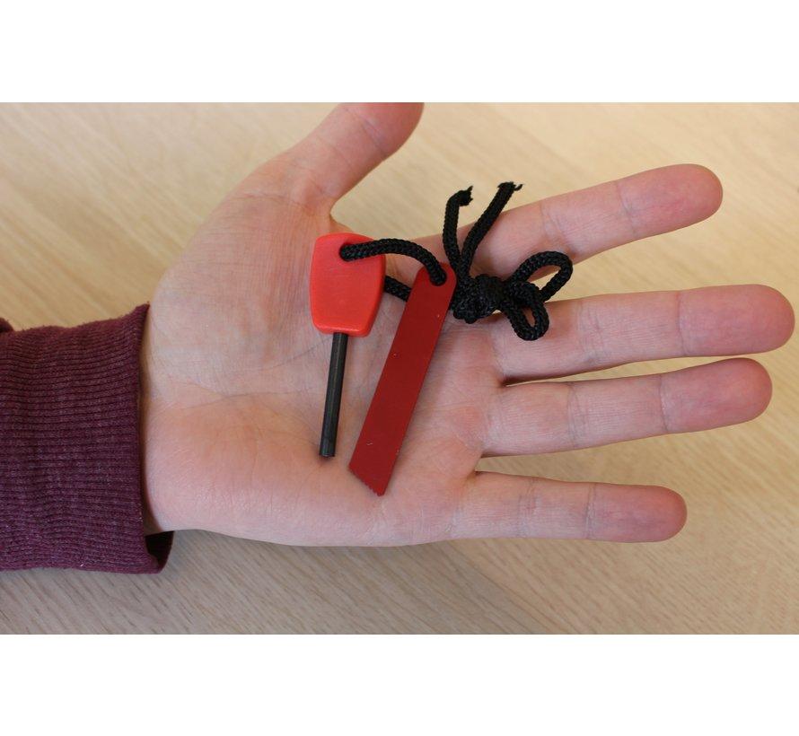 BonQ Firestarter - Magnesium - Red