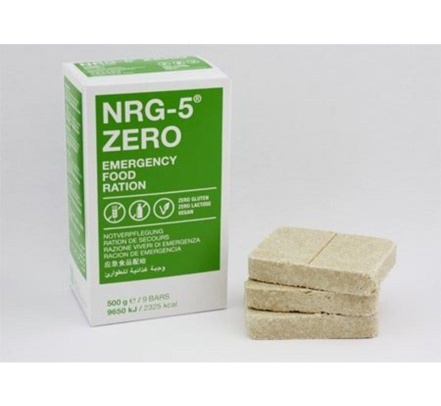 MSI NRG-5 ZERO - Noodrantsoen - Glutenvrij - 6 maanden