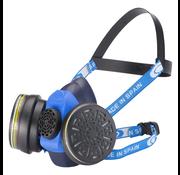 Climax Climax  Gasmasker 757-N - Incl ABEK1 Filters