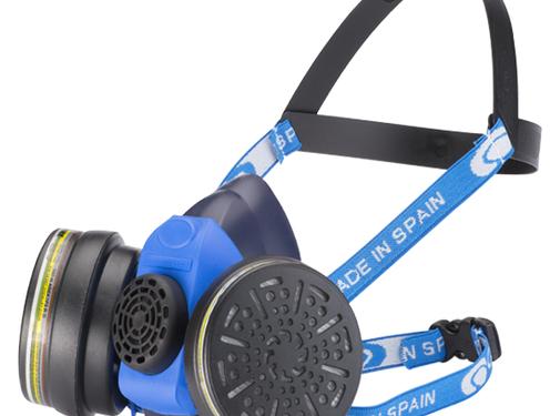 Climax Climax Gasmask 757 - Halfmask