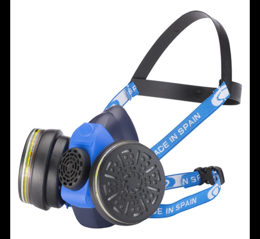 Climax Gasmasker 757 -N - Incl ABEK1 Filters