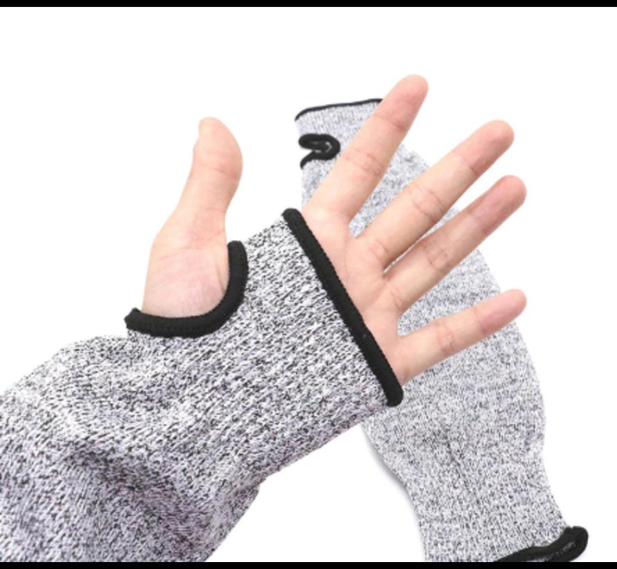 BonQ Armbescherming - steekwerend - 2 stuks
