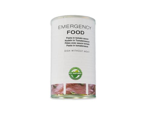 Katadyn Emergency ration Pasta in tomato sauce - shelf life 15 years