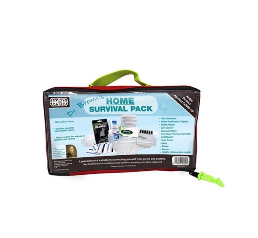 Survival pack voor thuis