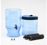 Berkey Waterfilters De Berkey Light waterfilter – tot wel 15.2 Liter per uur