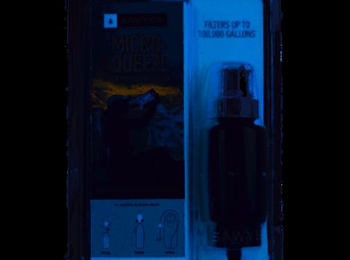 Sawyer Sawyer Waterfilter SP2129 - Micro squeeze - 375.000 liter