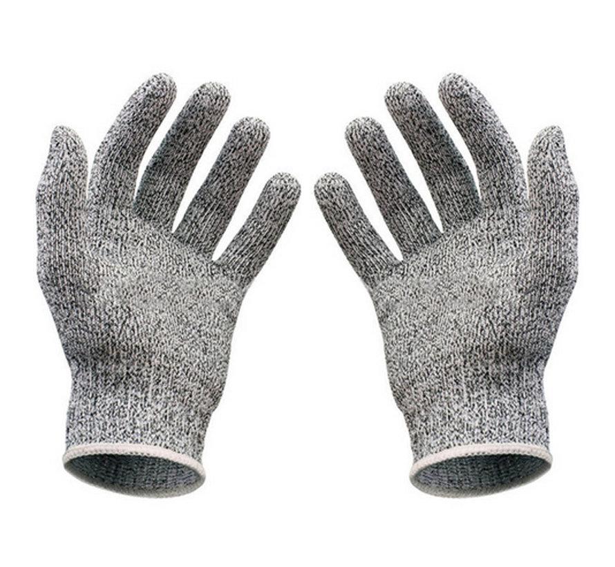 BonQ Steekwerende Handschoenen - Grijs