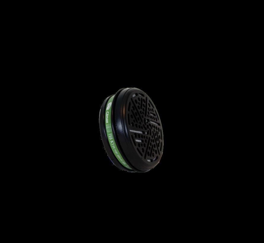 Climax - 755/756 - Filter - 2 stuks
