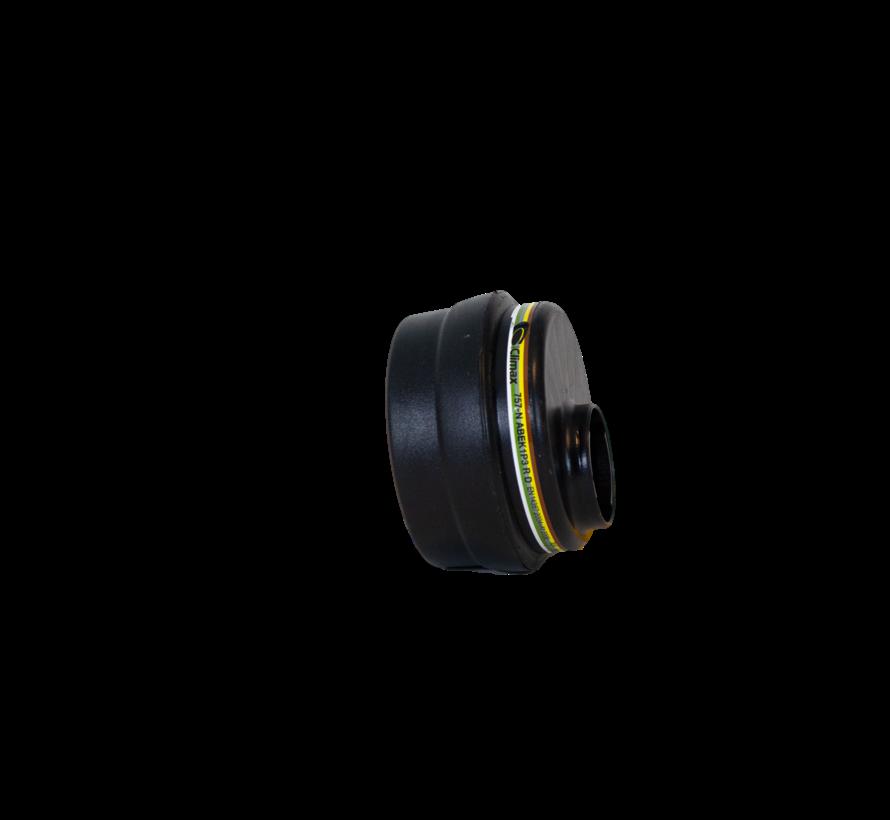 757-N ABEK P3 RD - Filter - 2 stuks