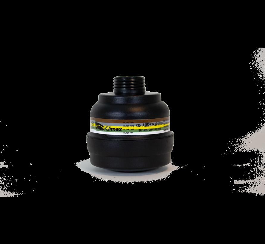 Gas Mask Filter ABEK2P3
