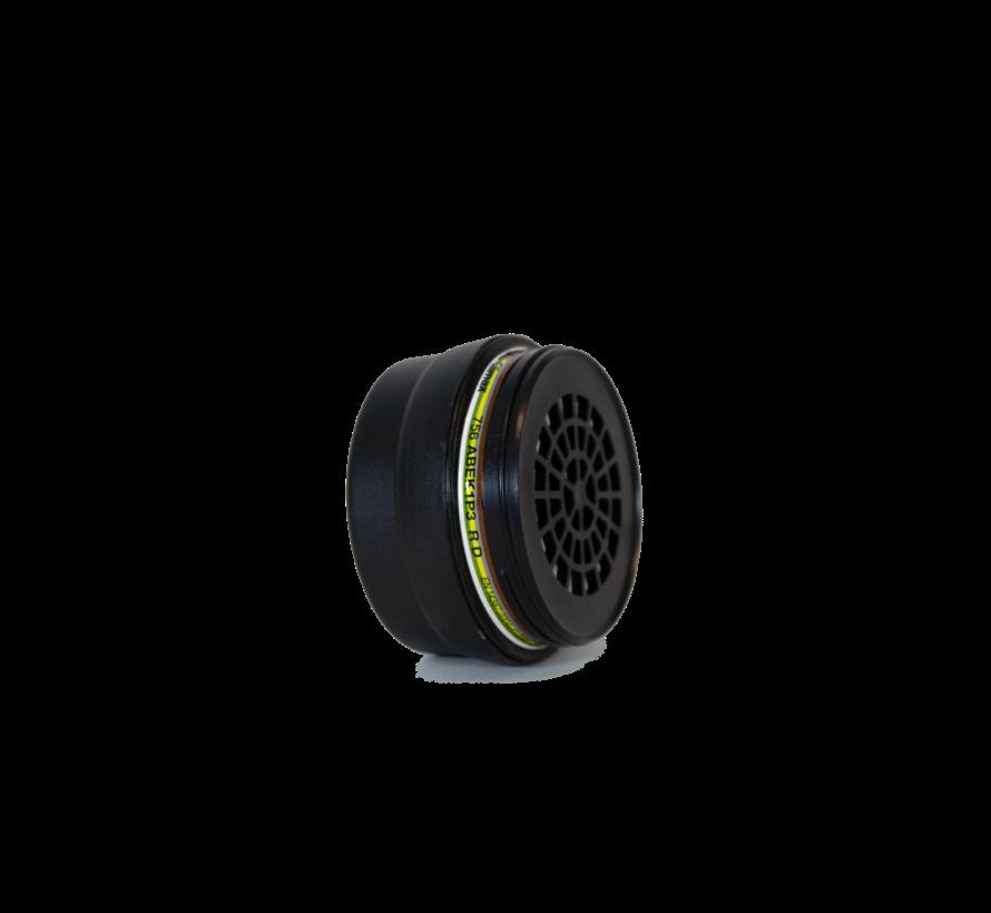 Climax 756 - ABEK1P3RD filter - 2 stuk