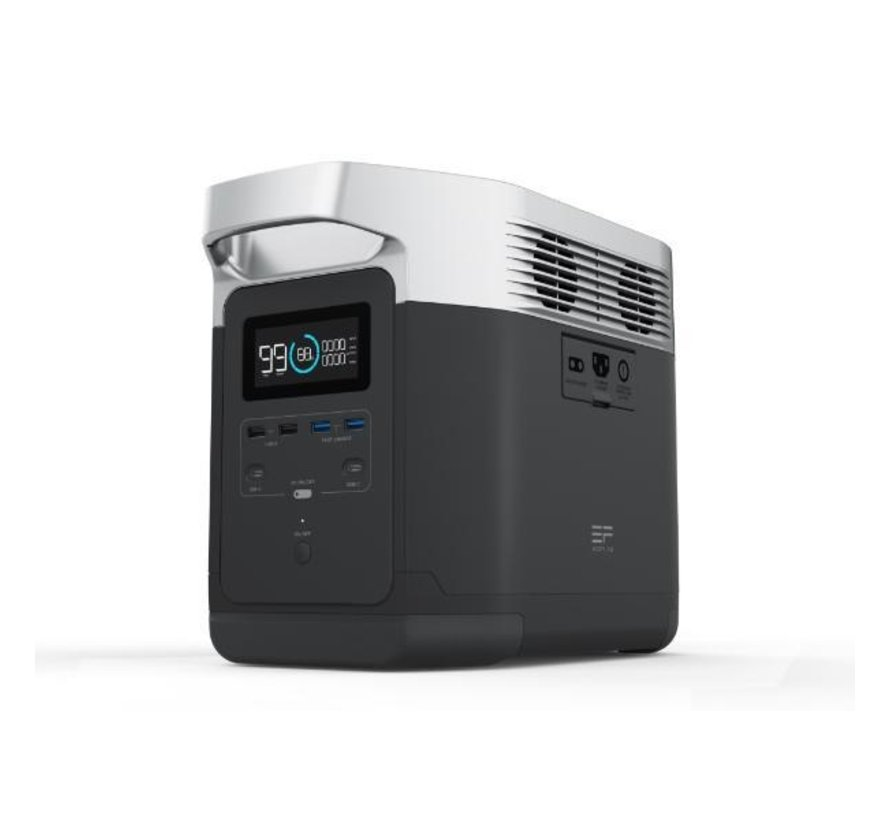 Ecoflow Delta 1300 draagbare stroomgenerator