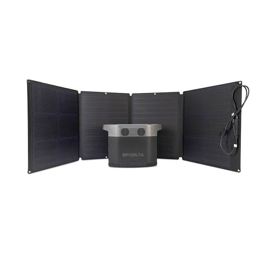 Ecoflow 110W zonnepaneel