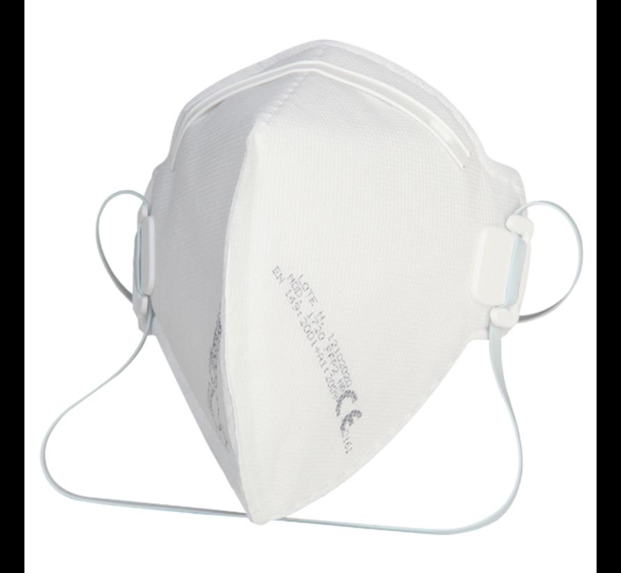 Climax Stofmasker - 1720 -V - FFP2 - 20  stuks