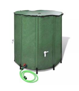 Inklapbare Watertank 250L (Groen)