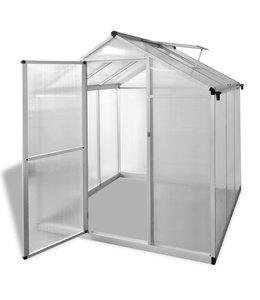 Broeikas versterkt aluminium 3,46 m²
