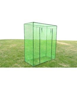 Tuinkas stalen frame PVC