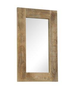 Spiegel 50x80 cm massief mangohout