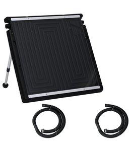 Zonneverwarmingspaneel zwembad 75x75 cm