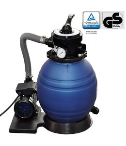 Zandfilterpomp 400 W 11000 L/u