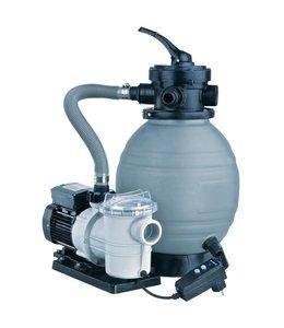 Zwembad filter set 300 incl. pomp