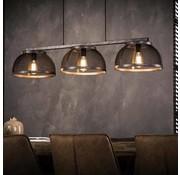 Industriële hanglamp Milo 3-lichts