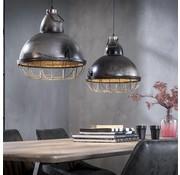 Industriële hanglamp Ivy 2-lichts