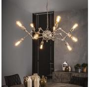 Industriële hanglamp Howie 10-lichts