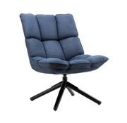 Eleonora fauteuil Daan blauw
