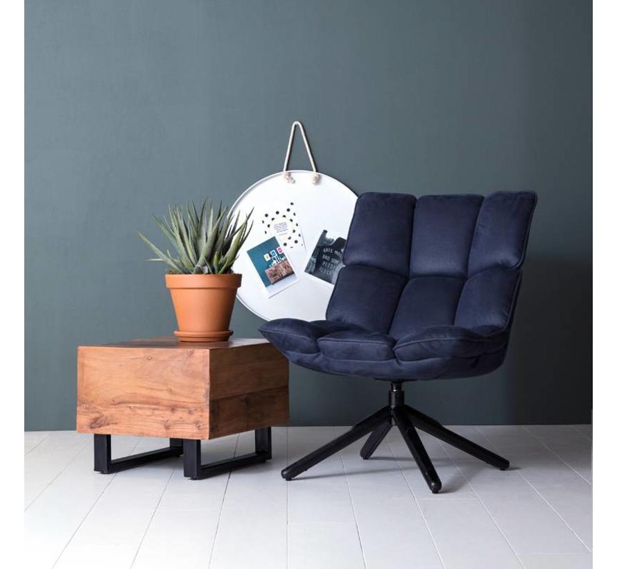fauteuil Daan blauw