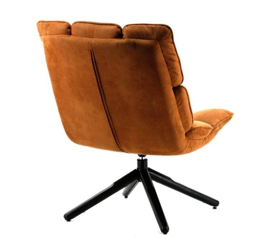 fauteuil Daan cognac