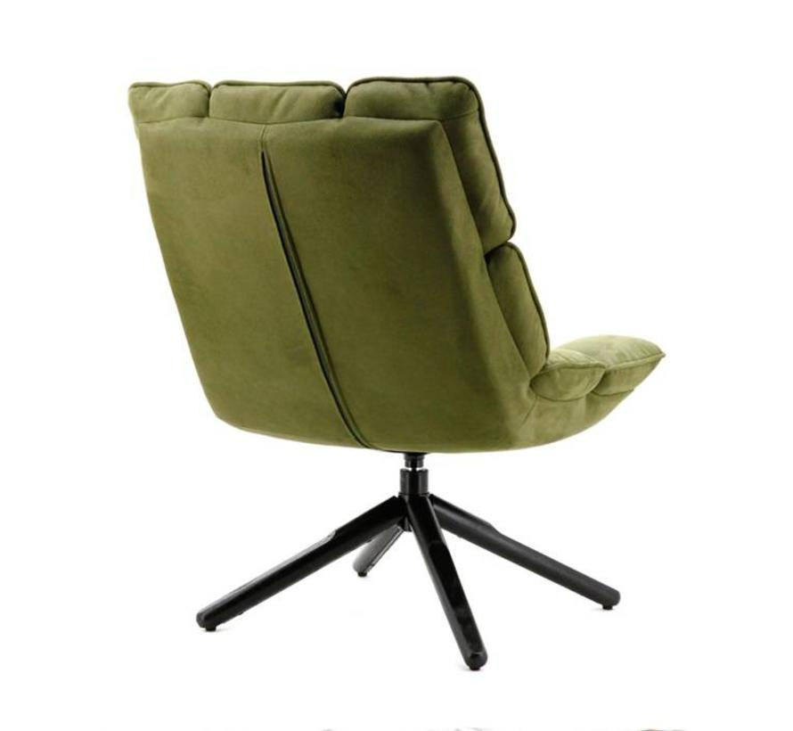 fauteuil Daan groen