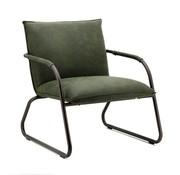 Eleonora fauteuil Steve groen