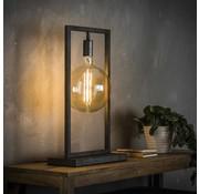Tafellamp Scope Oud zilver