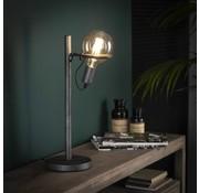 Tafellamp Cosmos Oud zilver