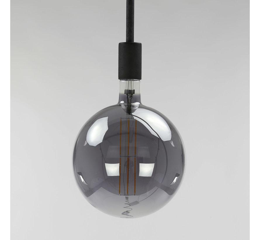 Lichtbron LED bol  smokey grey  Ø 20 cm