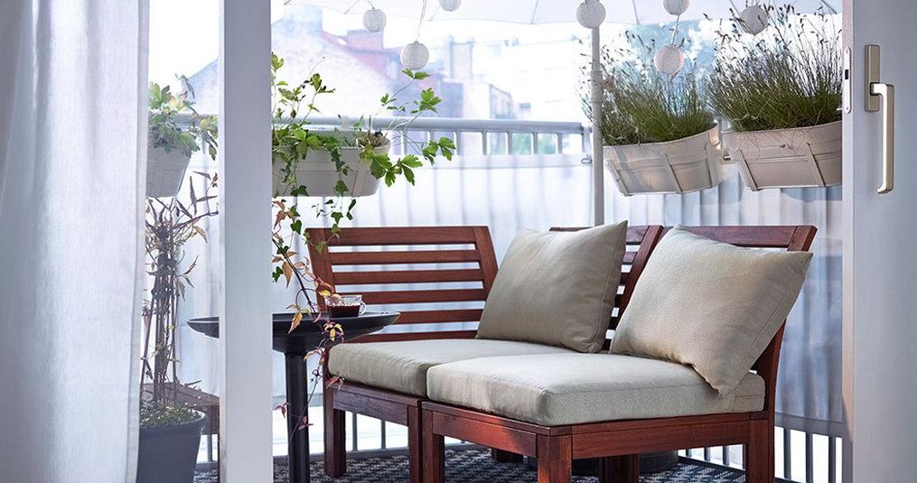 8 Tips voor het inrichten van jouw balkon