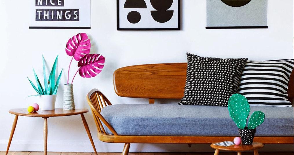 Woon- inspiratie & tips voor een retro interieur