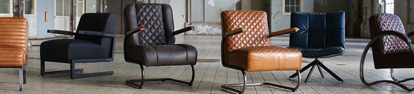 Tips & Inspiratie voor de  perfecte industriële fauteuil voor jouw interieur