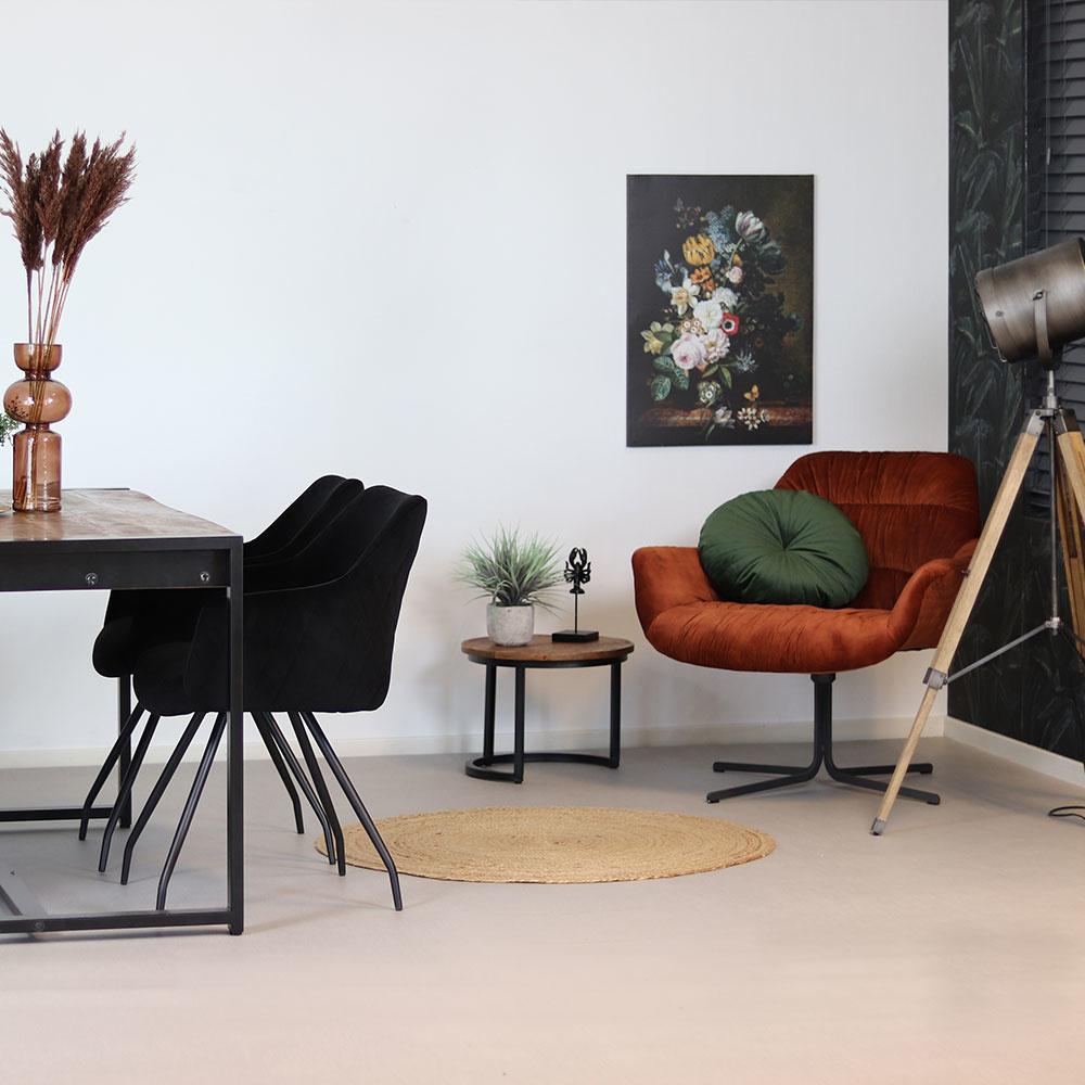 Kleine fauteuil